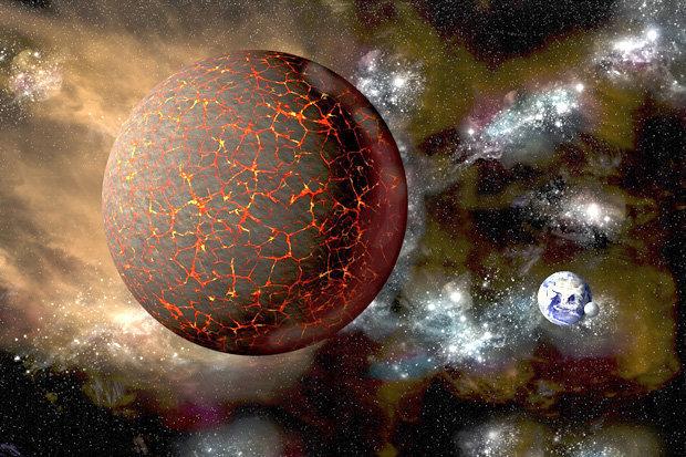 Nibiru,hành tinh X,NASA,ngày tận thế,sóng thần
