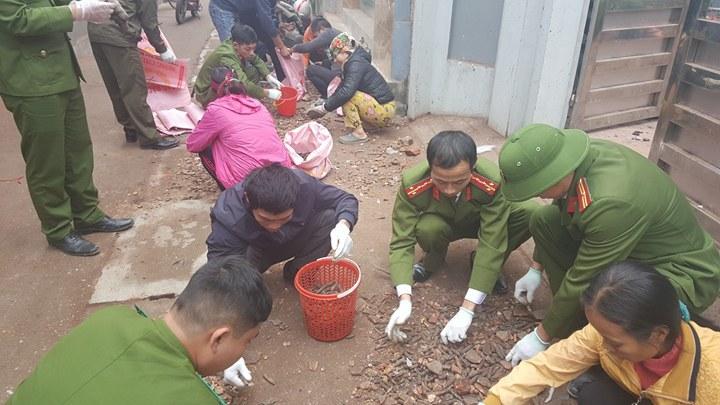 Bắc Ninh,nổ ở Bắc Ninh,vụ nổ ở Bắc Ninh,Nổ ở Yên Phong Bắc Ninh