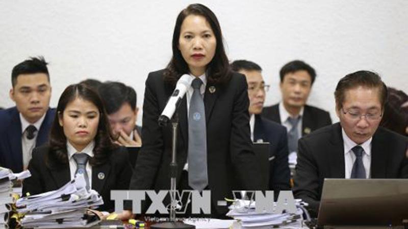 Xét xử Đinh La Thăng: PVN xin giảm nhẹ tội cho cựu cán bộ