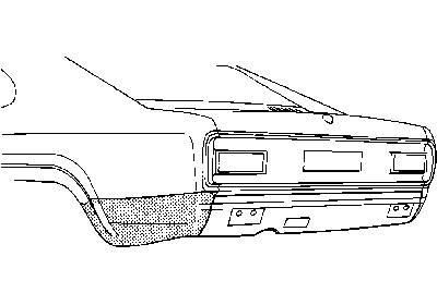 Ford Capri mk3 / Onderdelen nieuw Ford / Car Parts
