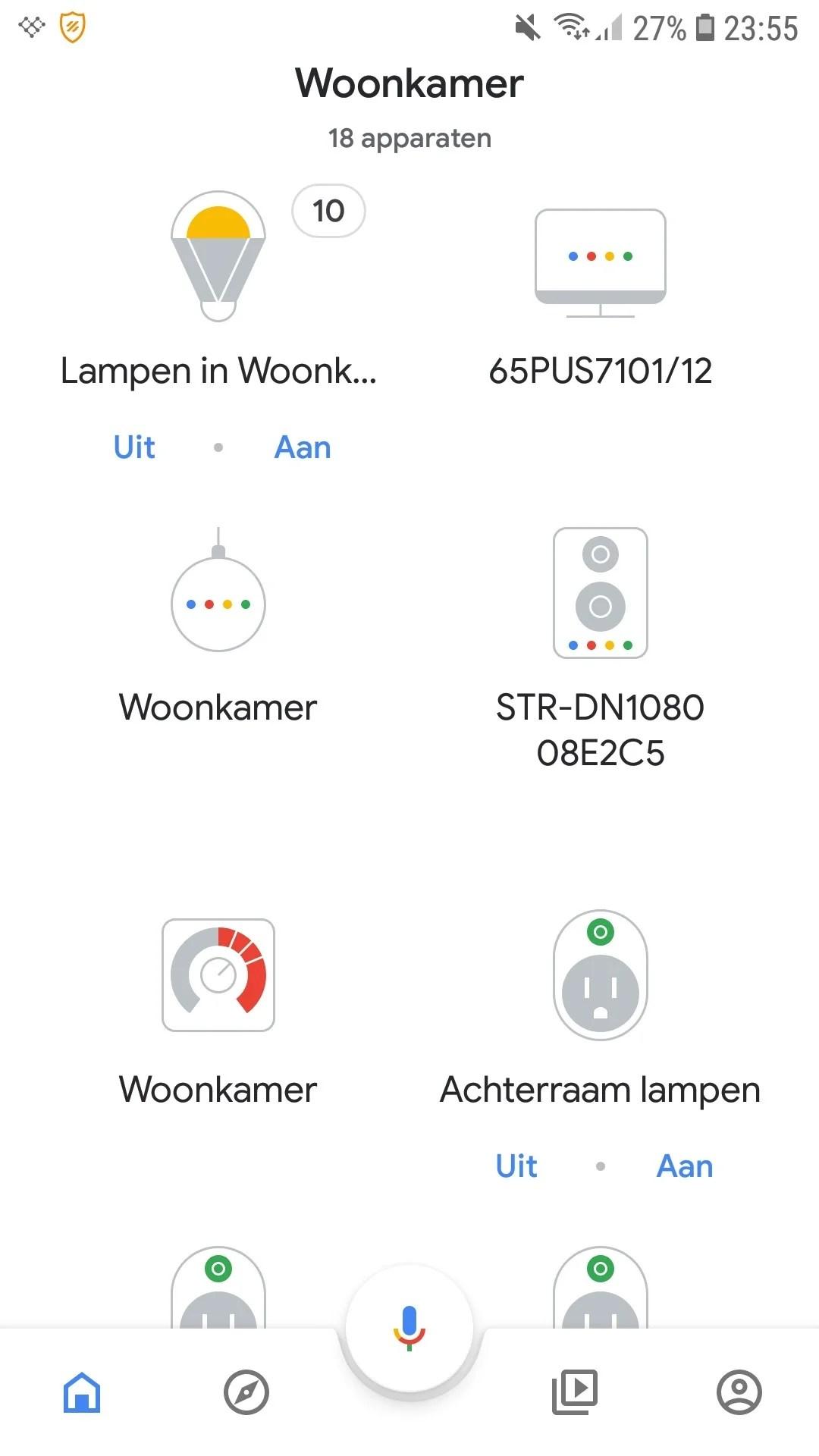Review Google Home mini speaker