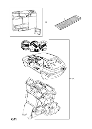 OPEL ASTRA F 1991-1998 Instructions de service et de