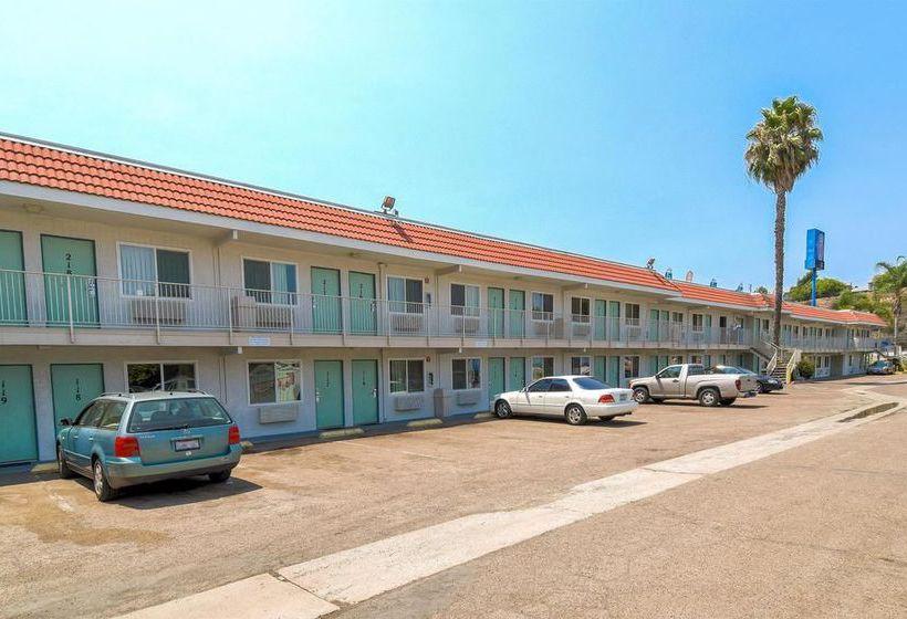 Motel 6 San Diego  La Mesa La Mesa les meilleures offres avec Destinia