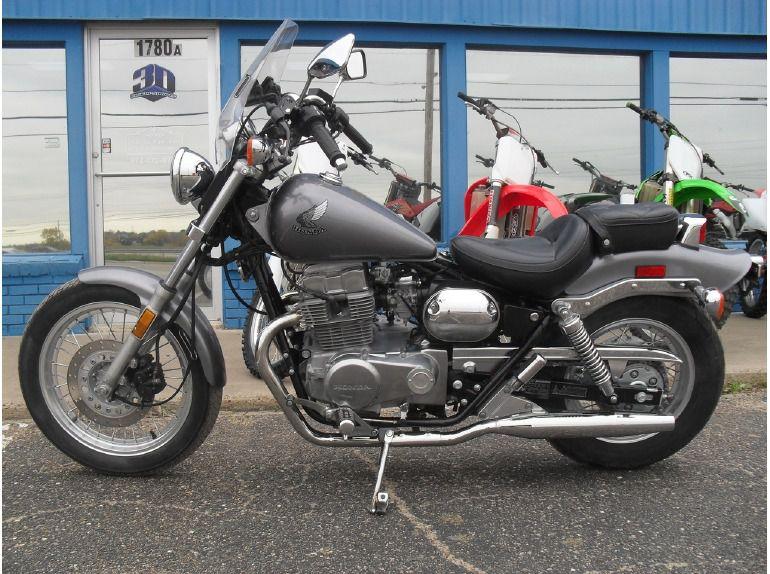 85 Honda Rebel 450 Bobber