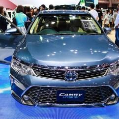 All New Camry Pantip Grand Avanza 2017 Silver Test Drive Toyota Hybrid 2015 ท งาน Motor Show เด นเข ามาในบ ธของ ก จะพบก บ ส ฟ า หร อ True Blue Mica Metallic ซ งเป นเป นส ใหม เพ มเข ามา ร ปร างหน าตาด สวยใช เล น