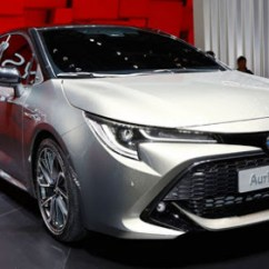 All New Corolla Altis 2019 Modifikasi Grand Avanza Hitam เป ดต ว Toyota Sport ขายแล วท ญ ป น ม เคร องเทอร โบ มาด ร Auris 2019คร บ