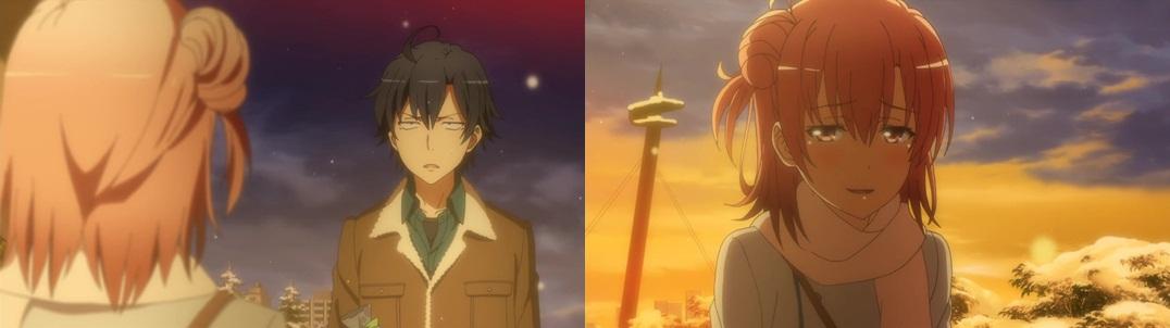 (Spoil) Oregairu Zoku ตอนสุดท้าย  Good Ending