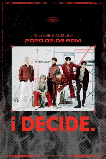 Image result for ikon i decide""