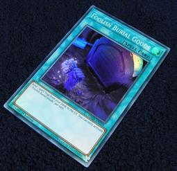HCP正版遊戲王 DASA-EN058 美英1刷 亮面 愚蠢的副葬X1(NM近美品)=RATE-JP065 - 露天拍賣