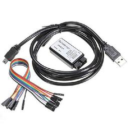 [Bob]USB SALEAE 24M 8CH 邏輯分析儀 logic analyzer - 露天拍賣