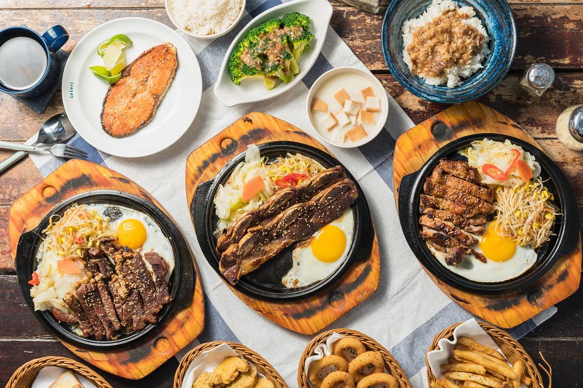 米克諾斯鐵板燒 Mykonos Tepanyaki delivery from Shida Night Market Nearby 師大夜市附近 - Order with Deliveroo