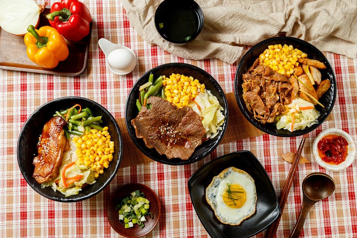 來自Rongxing Garden Nearby 榮星花園附近的鐵板狂 Teppanyaki Carzy外送 - 使用戶戶送訂餐