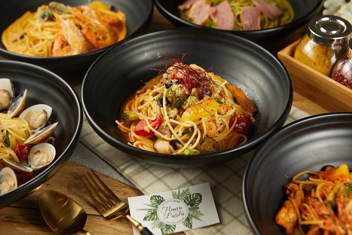 來自Xinpu Nearby 新埔附近的Hana Pasta 義式餐車外送 - 使用戶戶送訂餐