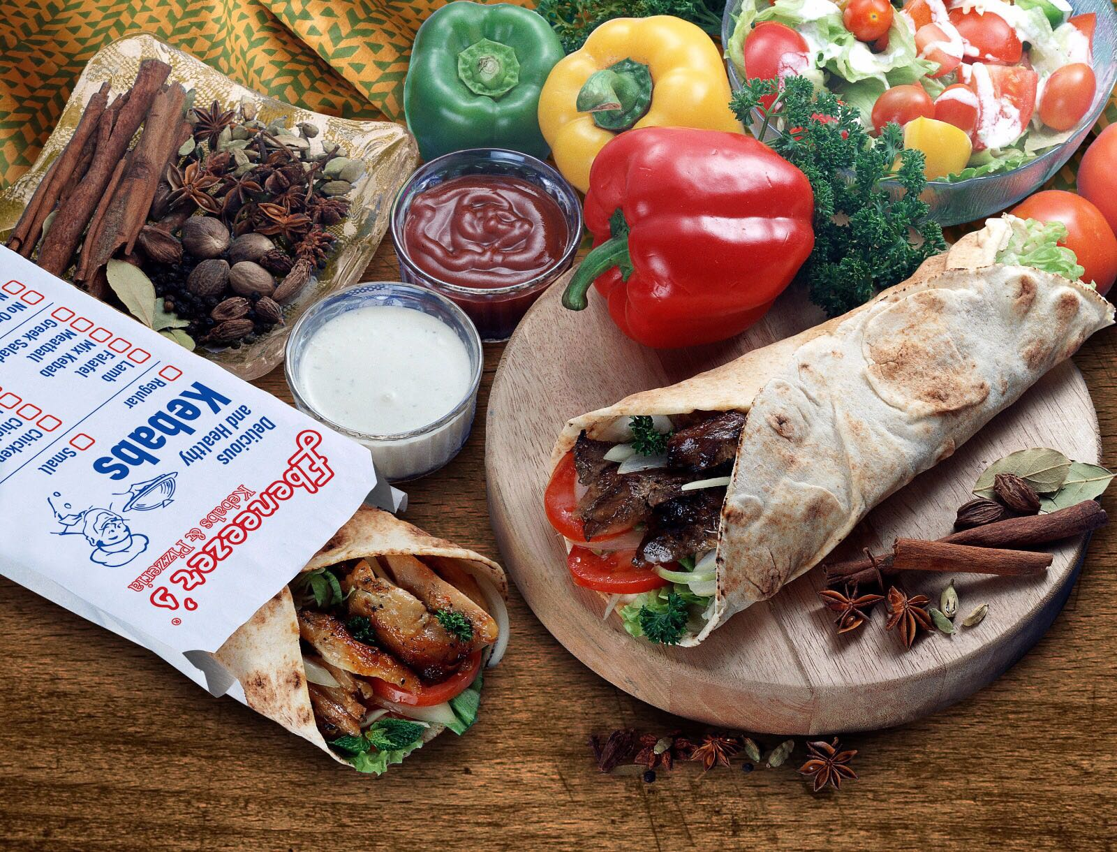 Ebeneezer's Kebabs & Pizzeria delivery from Soho - Order with Deliveroo