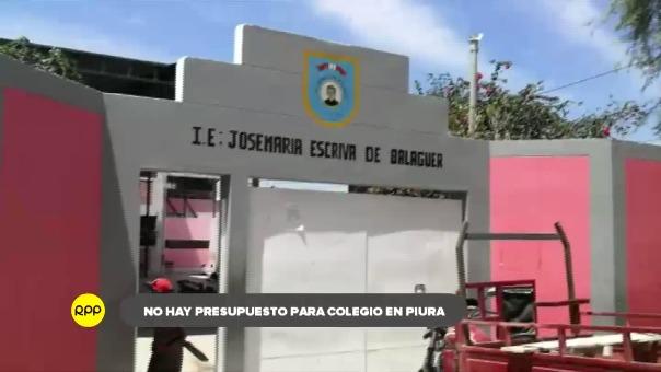 Resultado de imagen para Presupuesto para mantenimiento de colegio de Piura es insuficiente