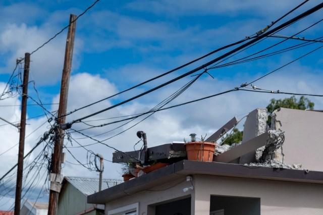 Usuarios de las redes sociales describieron la fuerza del terremoto, que ocurrió en medio de la noche y provocó escenas de pánico entre la población.