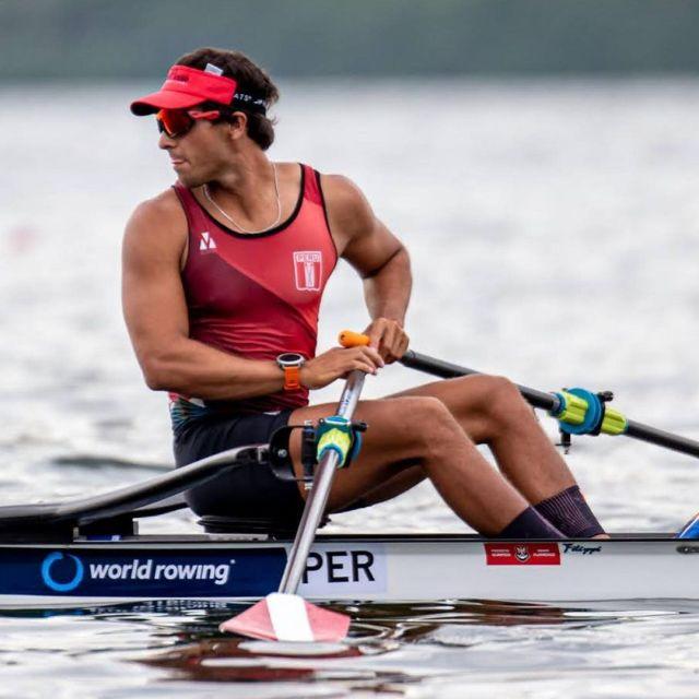 Álvaro Torres será el primer peruano en competir en Tokio 2020