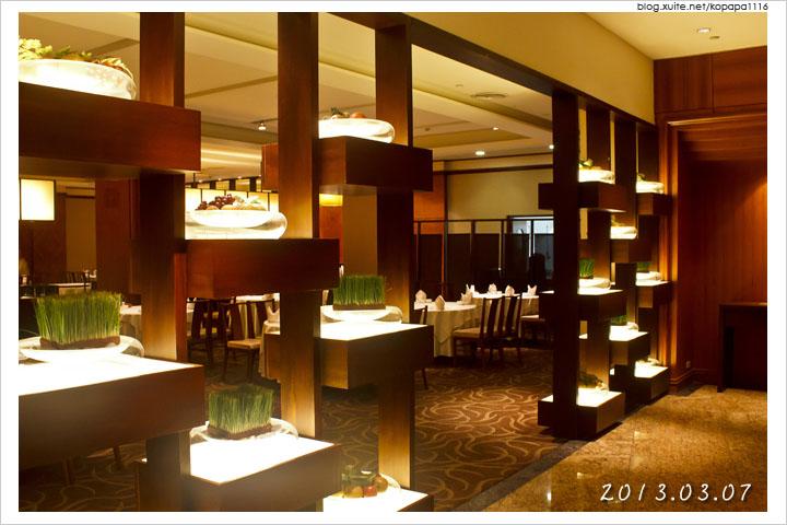 [花蓮美崙] 美侖大飯店-鄉園中餐廳