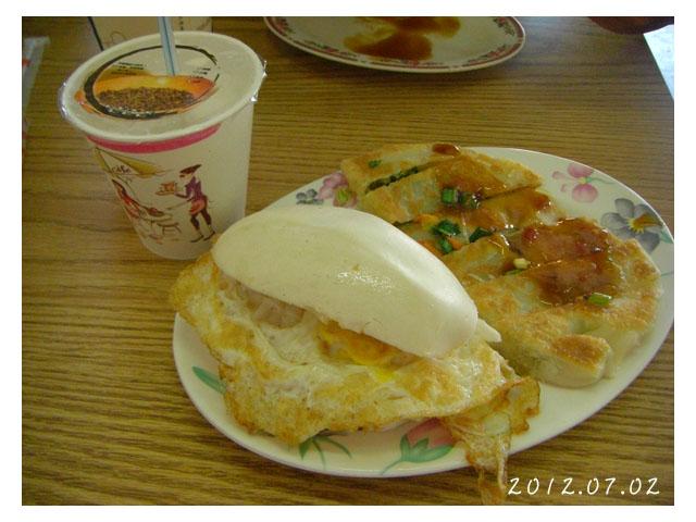 [花蓮新城] 新城早餐店