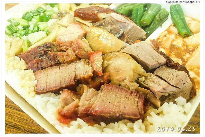 [花蓮北埔] 龍華港式燒臘快餐