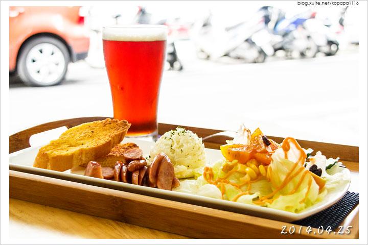 [花蓮吉安] 208早餐店 | 茶飲, 咖啡, 三明治