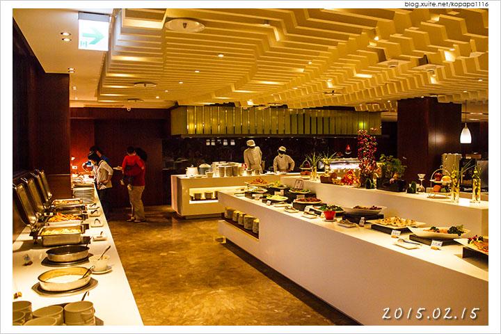 [花蓮市區] 百事達國際飯店-百匯西餐廳 | 晚餐