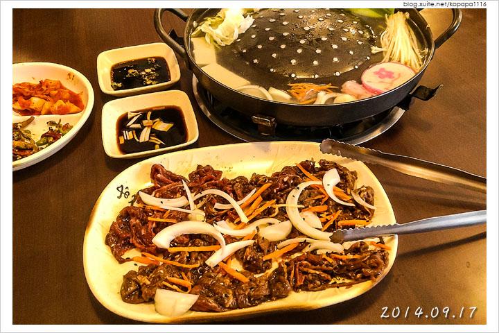 [新北三重] 高麗屋韓國料理(韓楓館)
