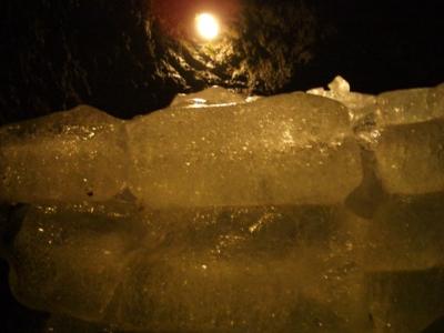 「鳴沢氷穴」に行ってきました! - しのぶの庭。