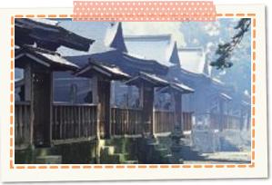 Yonezawashi  Trip to feel breath of castle town Yonezawa