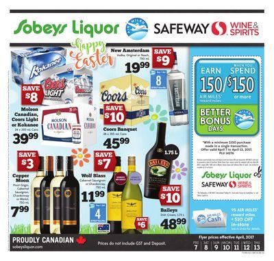 Sobeys Liquor Alberta