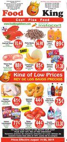 Food King Weekly Ad El Paso Tx : weekly, Weekly, PetsWall