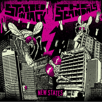 New States cover art