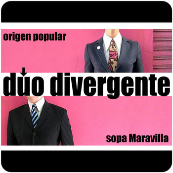 origen popular/sopa Maravilla cover art