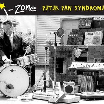 Peter Pan Syndrome cover art