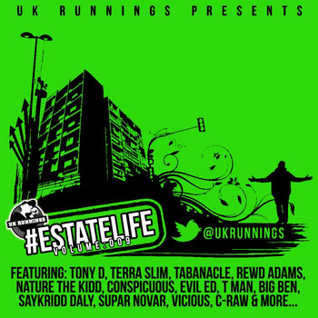 UK Runnings #EstateLife - Volume 009 cover art