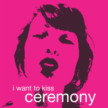 I Want to Kiss (Single) cover art