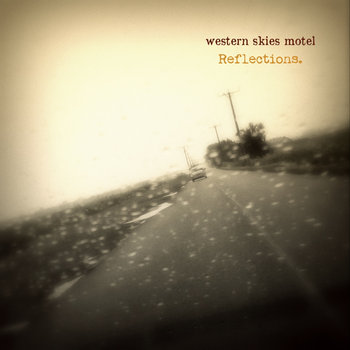 Western Skies Motel - Reflections