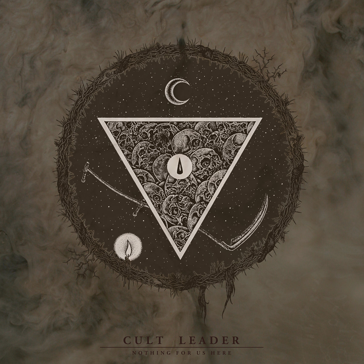 Cult Leader - Nothing For Us Here artwork