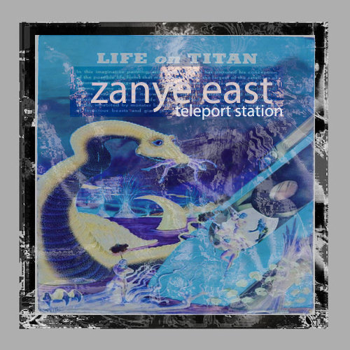 Zanye East - Teleport Station
