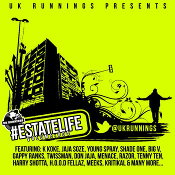 UK Runnings #EstateLife - Volume 005 cover art