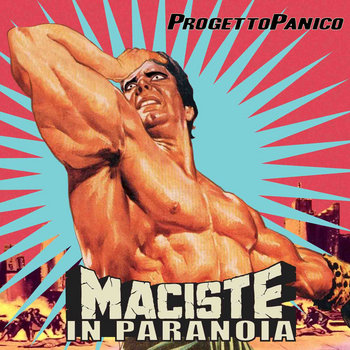 Maciste in Paranoia cover art
