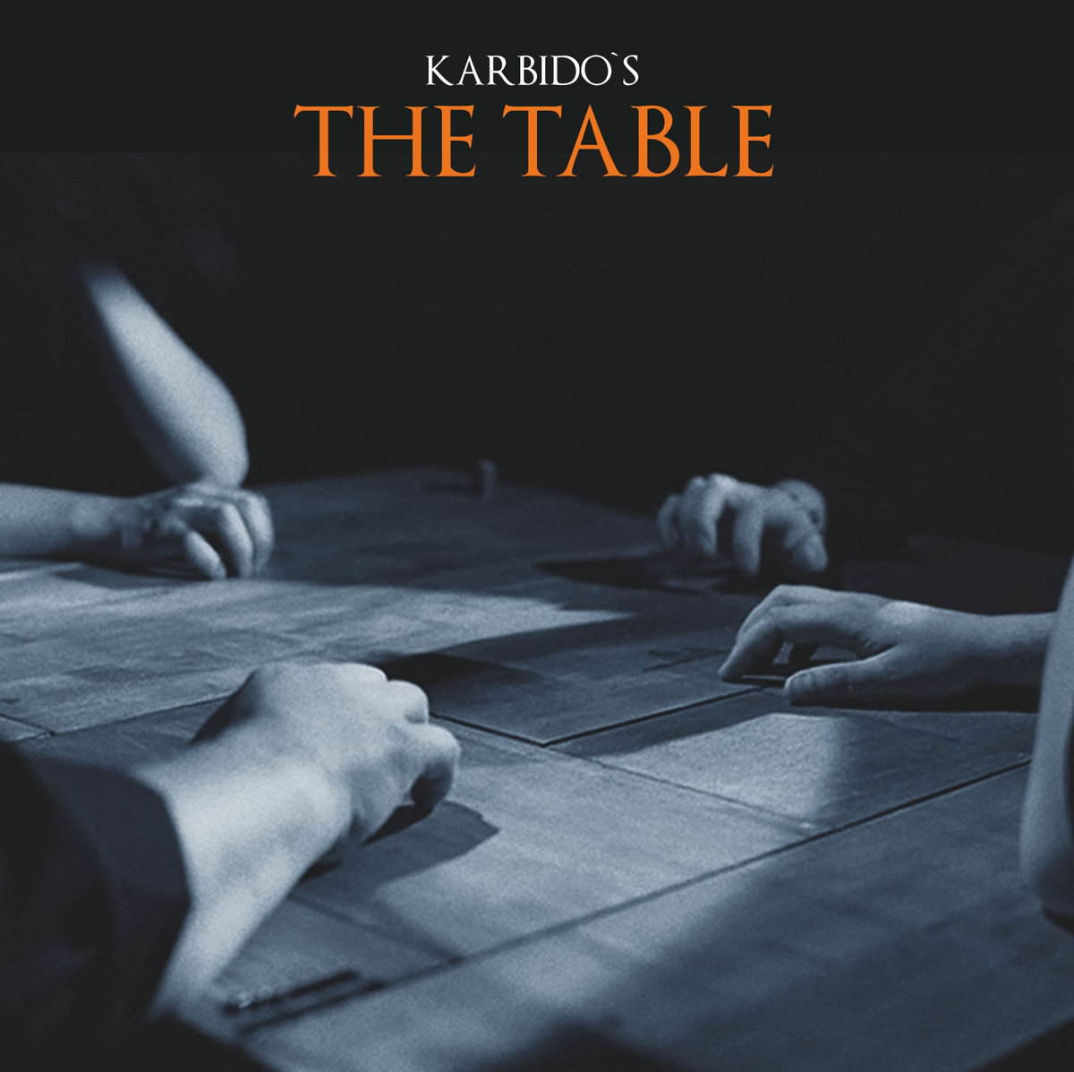 Karbido - The Table artwork