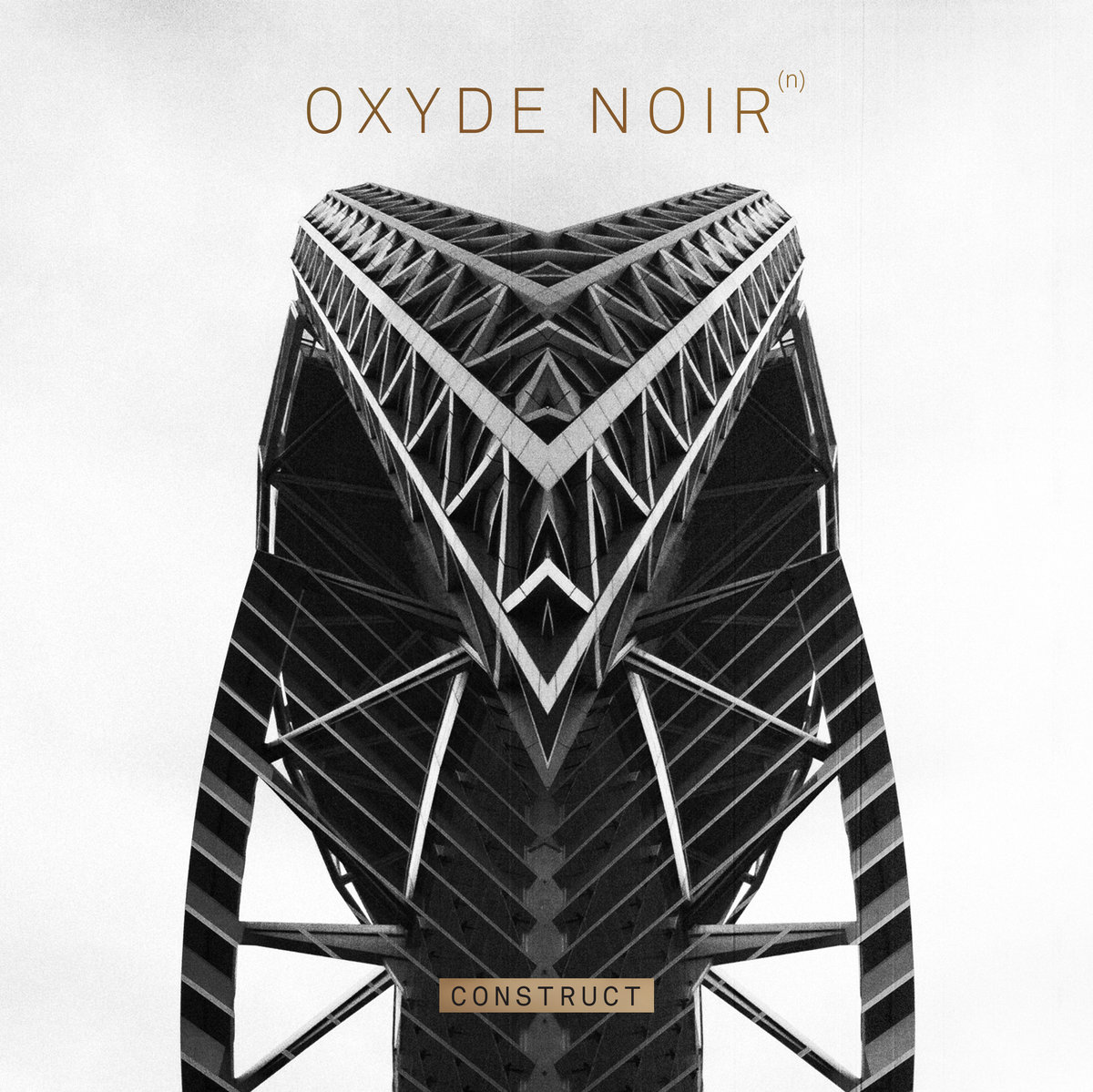 Oxyde Noir album artwork