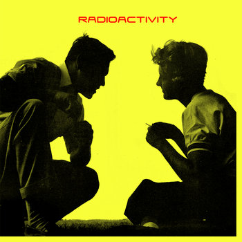 Radioactivity - s/t cover art