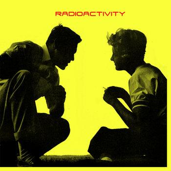 Radioactivity - s/t cover art