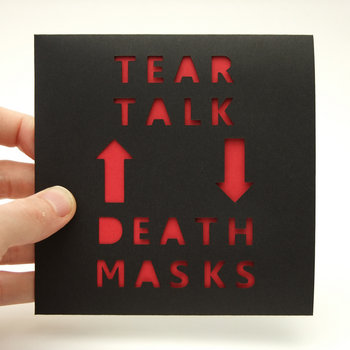 Tear Talk / Death Masks cover art