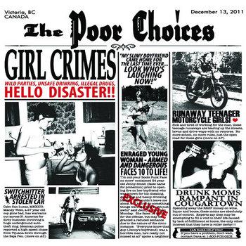 Girl Crimes cover art