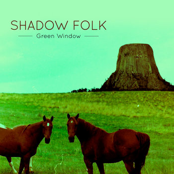 Green Window cover art