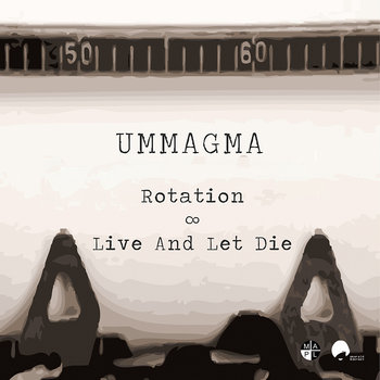 Rotation / Live and Let Die cover art