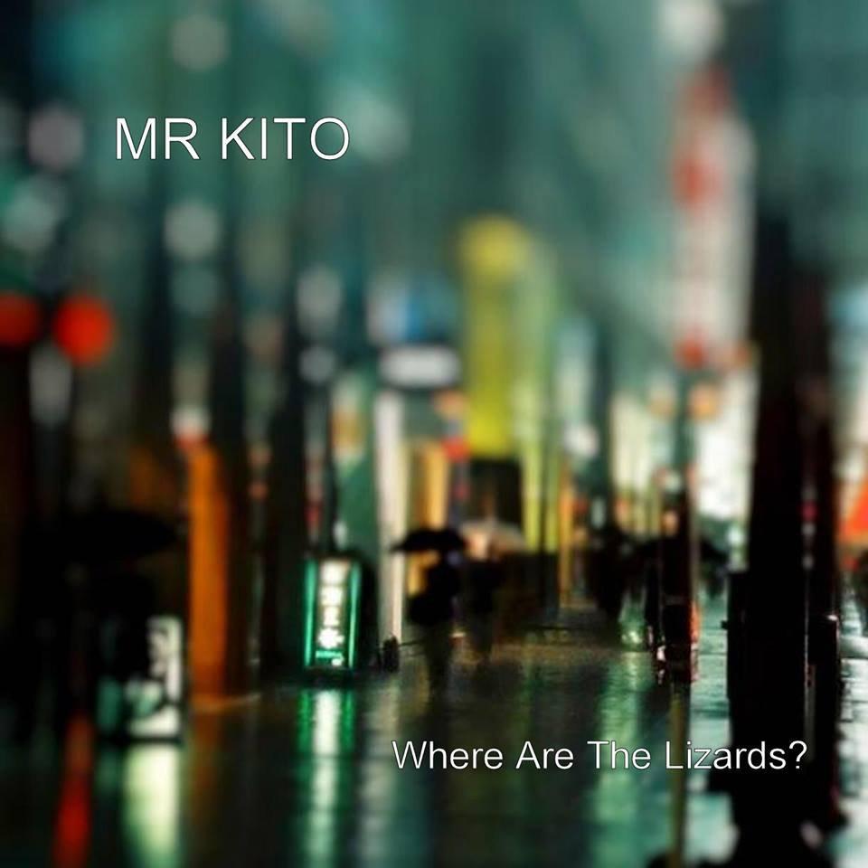 MR KITO - Where Are The Lizards? artwork